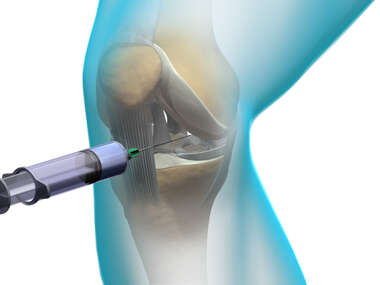 Knee Insufflation